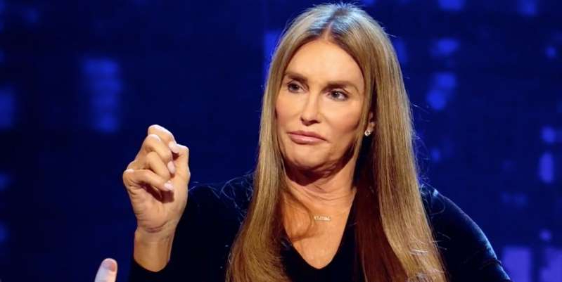 Caitlyn Jenner smiling for the camera: Keeping Up with the Kardashians star Caitlyn Jenner responds to rumours she's set to take part in I'm a Celebrity... Get Me Out of Here! 2019.