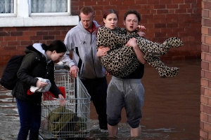 'Danger to life': Seven severe flood warnings remain after deluge