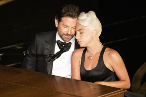 Lady Gaga Was Asked About Those Bradley Cooper Romance Rumours Again