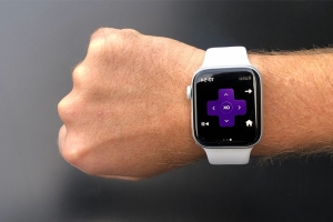 Roku's new free app lets you control your viewing with your Apple Watch