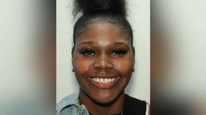 a man smiling for the camera: Alexis Crawford, a 21-year-old senior at Clark Atlanta University, was last seen at her off-campus apartment on Oct. 30, 2019.