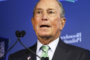 Bloomberg leads Trump by 6 points in 2020 election matchup