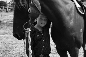 NSW boy loses fingertips in horseriding accident, creates invention to make sure it never happens again