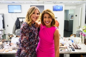 Her Big Return! Jenna Bush Hager Is Officially Back at the Today Show After Maternity Leave