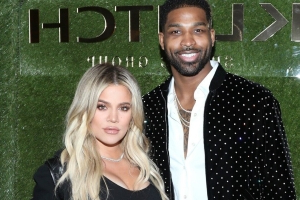 Tristan Thompson Gushes Over Ex Khloe Kardashian After Her People's Choice Win