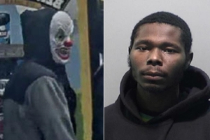 Alleged 'Clown Mask Killer' Charged In Halloween Homicide