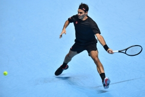 Federer 'excited' to play Djokovic after keeping ATP Finals hopes alive