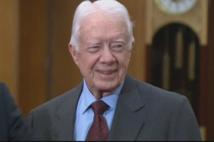 Former U.S. President Carter recovering in hospital after successful brain procedure