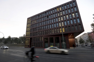 German intelligence agencies open new spy school in Berlin