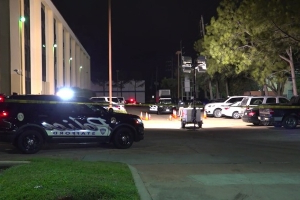 Shooting under investigation outside Stafford hotel