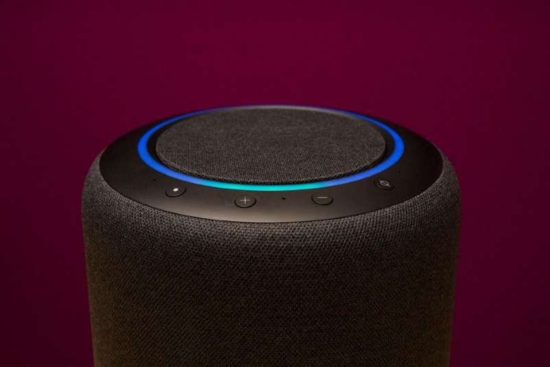 a close up of a screen: The Amazon Echo is the most shipped smart speaker in the world. Sarah Tew/CNET