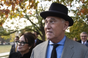 Closing arguments underway in Roger Stone trial