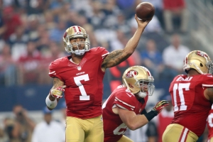 Cowboys to be among NFL teams in attendance for Colin Kaepernick's workout