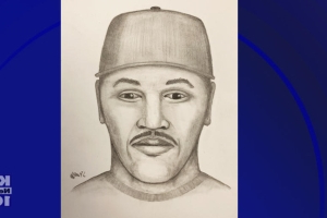 Farmers Branch Police Release Sketch Of Attempted Abduction Suspect