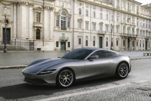 Ferrari Roma: A (handsome) Portofino coupe by another name