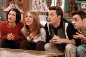 'Friends' Reunion Special in the Works at HBO Max (Exclusive)