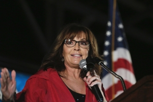 'It's not over': Sarah Palin says she is fighting to repair her marriage