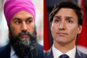 Jagmeet Singh to lay out NDP priorities in meeting with Trudeau Thursday