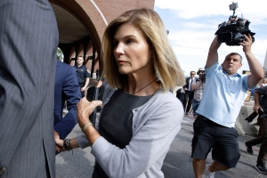 Lori Loughlin's 'Stress Is Only Mounting' Ahead of Pretrial Hearing