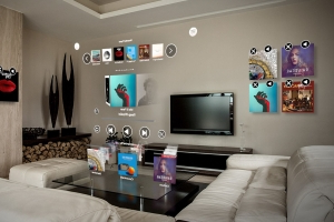 Spotify's Magic Leap app will change playlists as you change rooms