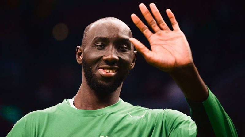 Tacko Fall, o carisma no Boston Celtics