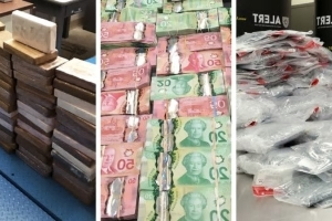 Calgary man alleged kingpin of international crime network after record drug bust