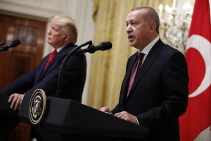 Erdogan says he returned Trump's threatening letter on Syria invasion