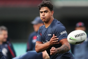 Latrell Mitchell: Wests Tigers to take recruitment 'drive' to another level, reports