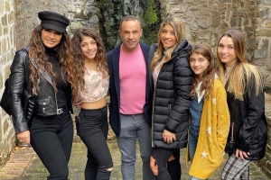 'Lots of Tears!' Teresa Giudice Details Reuniting With Husband Joe in Italy