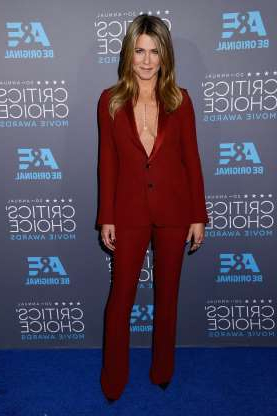 Slide 48 of 63: LOS ANGELES, CA - JANUARY 15: Actress Jennifer Aniston attends the 20th annual Critics' Choice Movie Awards at the Hollywood Palladium on January 15, 2015 in Los Angeles, California. (Photo by Steve Granitz/WireImage)