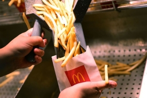 Uh, McDonald's Is Open On Thanksgiving, So I'm Personally Thankful For French Fries