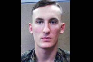 AWOL Marine accused of murder is still on the run