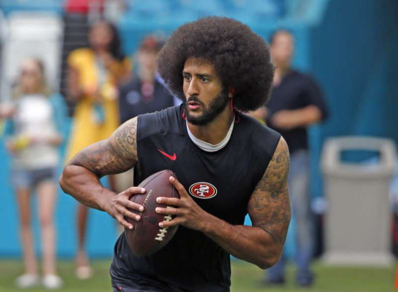 Colin Kaepernick heads to Atlanta for workout