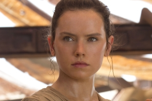 Daisy Ridley has 4 words to describe Rise of Skywalker: Dark, scary, and…