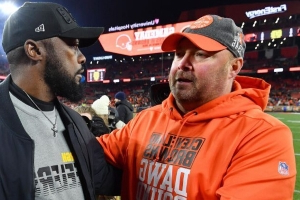 Freddie Kitchens: I'm embarrassed and Myles Garrett is embarrassed