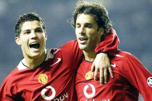 Louis Saha exclusive: Ruud van Nistelrooy made Cristiano Ronaldo cry at Manchester United training