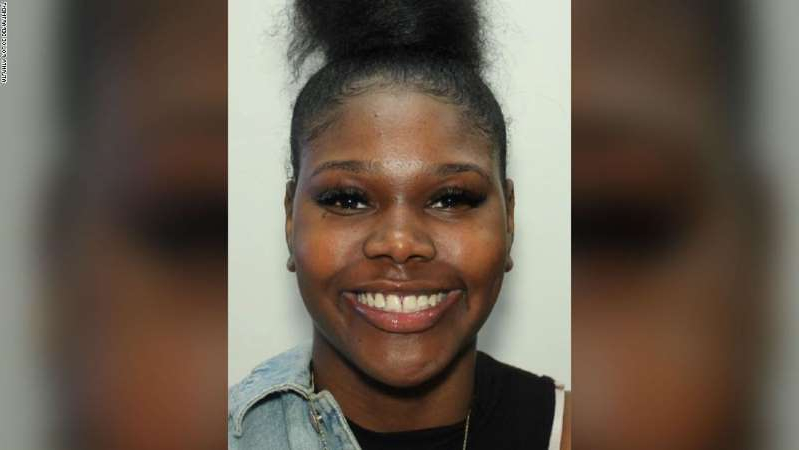 a man smiling for the camera: Alexis Crawford is seen in this photo released by the Atlanta Police Department.