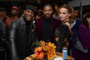 Kate Beckinsale On Jamie Foxx Dating Rumors; 'If That's True I've Got A Hell Of A Problem'