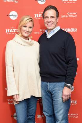 Slide 100 of 117: Food Network star Sandra Lee and New York Governor Andrew Cuomo announced in September that they were ending their 14-year relationship.