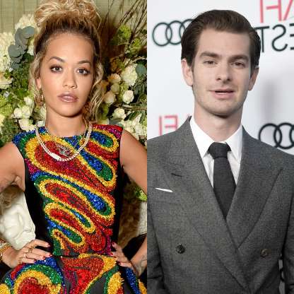 Slide 102 of 117: On March 5, Britain's The Mirror reported that Rita Ora and Andrew Garfield -- who were first romantically linked in November 2018 -- had quietly ended their romance earlier in 2019.