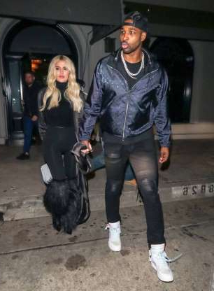 Slide 18 of 117: It's finally over for Khloe Kardashian and Tristan Thompson. Nearly a year after the NBA player was exposed as a cheater just days before the reality TV star gave birth to their daughter, True, in April 2018, TMZ reported that the couple split -- because Tristan cheated again. TMZ claimed in a bombshell Feb. 19 report that Tristan and model Jordyn Woods -- Kylie Jenner's best friend --