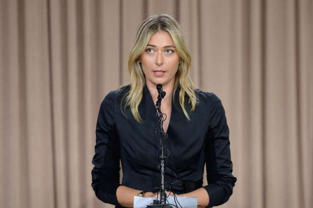Slide 4 of 33: In March, 2016, Russia's tennis ace Maria Sharapova announced that she had failed a drug test ahead of that year's Australian Open, and tested positive for banned substance Meldonium. Sharapova claimed that she had been taking the substance for many years for health issues, but the International Tennis Federation was not convinced. The former World No. 1 was handed a two-year suspension, which was later reduced to nine months.