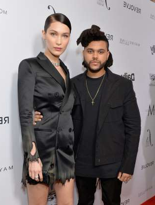 Slide 40 of 117: That's a wrap on Bella Hadid and The Weeknd -- again! In August, a source told E! News that distance and time spent apart contributed to their most recent split.