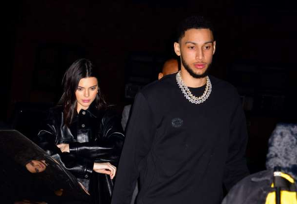 Slide 50 of 117: On May 22, Page Six reported that model Kendall Jenner and NBA star Ben Simmons had split after dating on and off since 2018. A source further told People magazine,