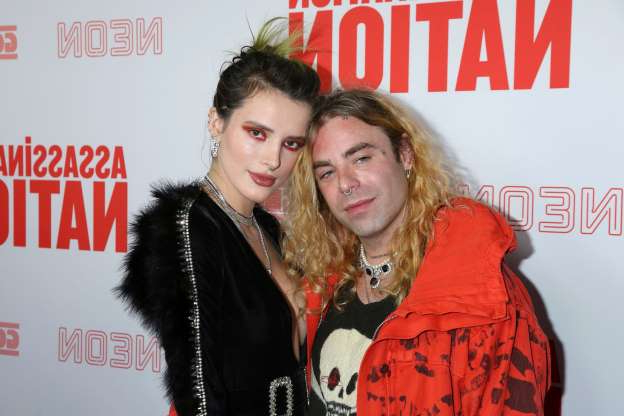 Slide 65 of 117: Bella Thorne and Mod Sun called it quits in April after two years together. Bella confirmed the news on Instagram with a photo of the two, which she captioned,