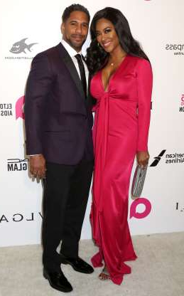 Slide 84 of 117: In September, Kenya Moore and Marc Daly released separate statements to People magazine announcing that they'd decided to pull the plug on their two-year marriage.