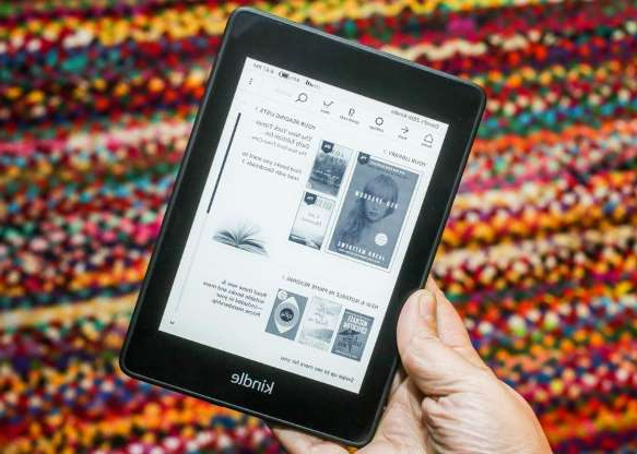 a close up of a cell phone: Starting Nov. 22, you can get the Kindle Paperwhite, Amazon's best value e-reader for $85, or $45 off. That's the best price we've seen for it.