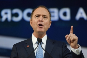 Rep. Adam Schiff Says Democrats Will Send 'Charlatan' Trump 'Back to the Golden Throne He Came From'