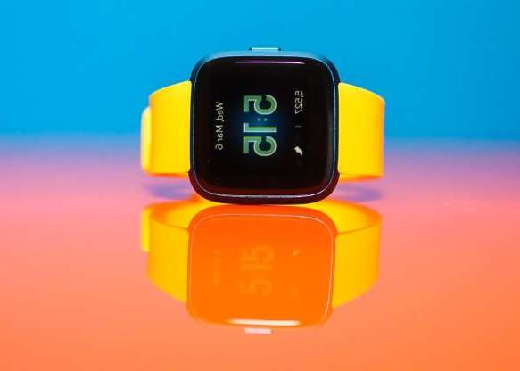 screen of a cell phone: Starting at 10 pm ET on Wednesday, Nov. 27, Walmart will have the Fitbit Versa Lite on sale for $99, which is a nice deal for this smartwatch. It's unclear which colors will be available. Read our Fitbit comparison: Fitbit Versa Lite vs. Fitbit HR.