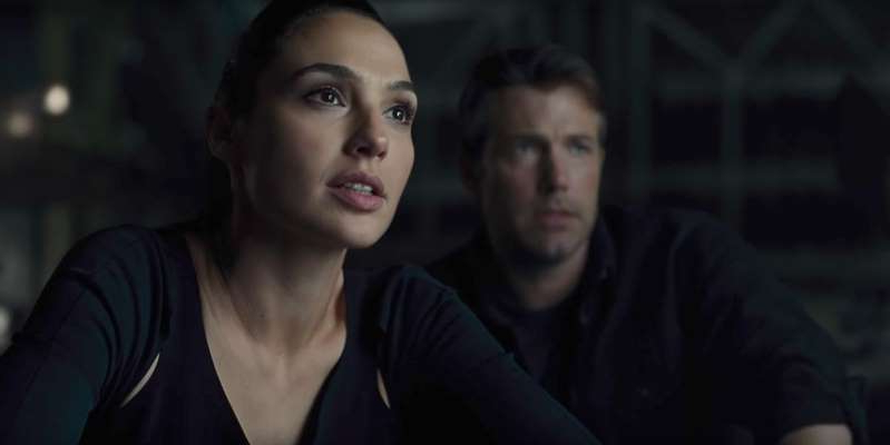 Ben Affleck, Gal Gadot are posing for a picture: Justice League's Gal Gadot and Ben Affleck join co-stars in call for 'Snyder Cut' to be released